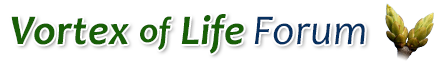 Vortex of Life Forum Logo